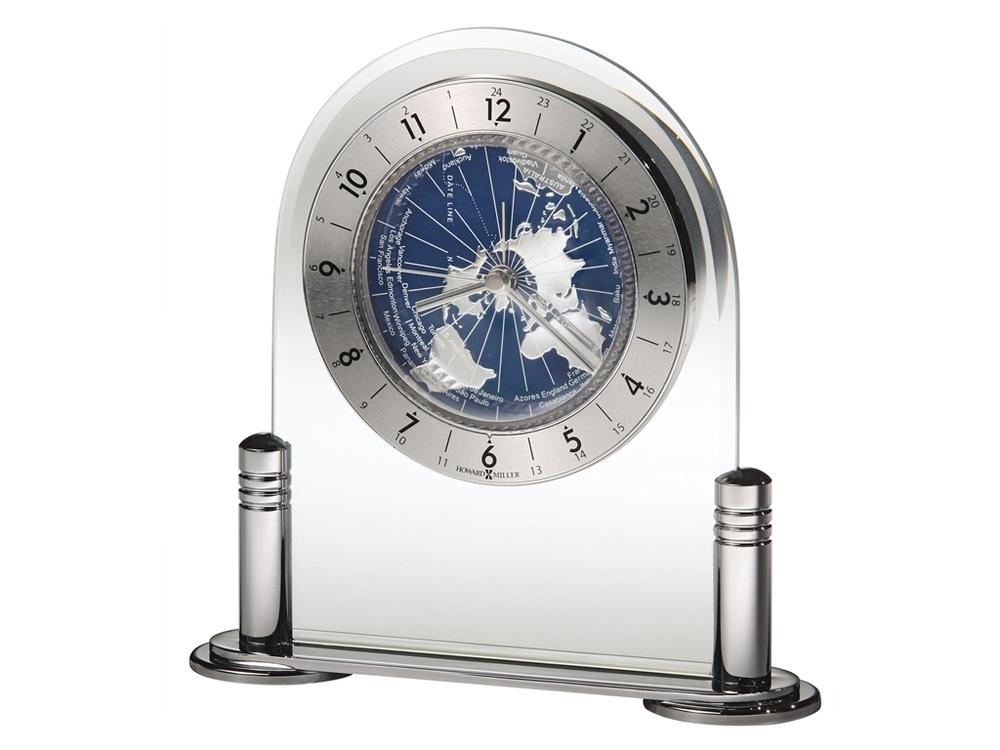 Howard Miller Clock - Discoverer Table Top Clock