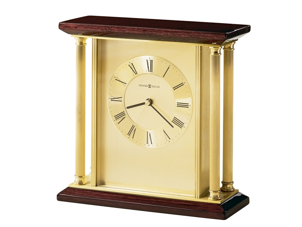 Howard Miller Clock - Carlton Table Top Clock