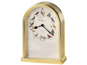 Thumbnail of Howard Miller Clock - Songbirds III Table Top Clock