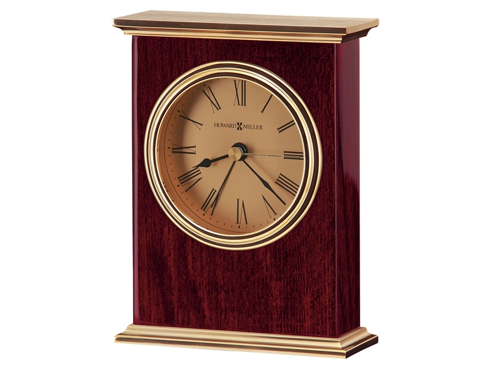 Howard Miller Clock - Laurel Table Top Clock