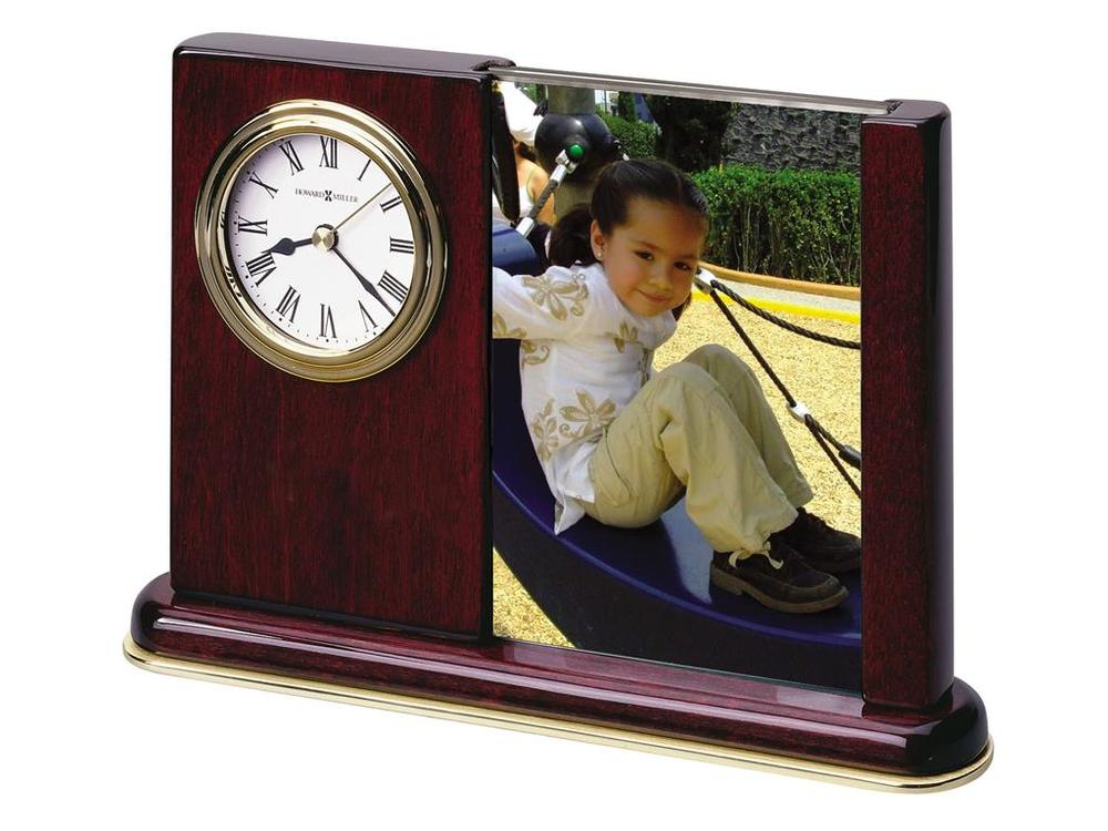Howard Miller Clock - Portrait Caddy Table Top Clock