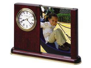 Thumbnail of Howard Miller Clock - Portrait Caddy Table Top Clock