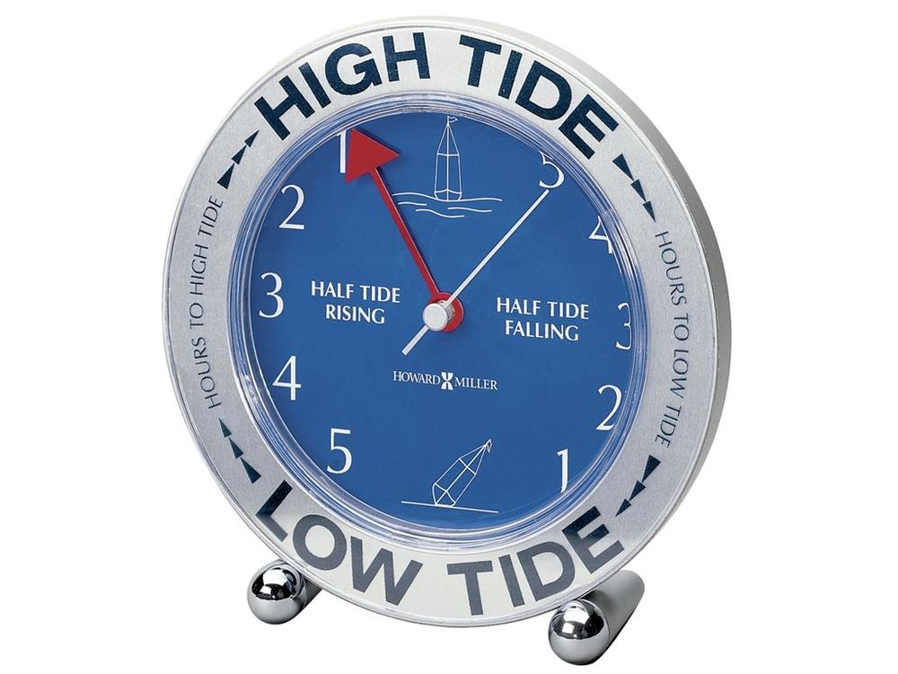Howard Miller Clock - Tide Mate III Table Top Clock