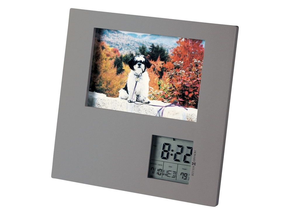 Howard Miller Clock - Picture This Table Top Clock