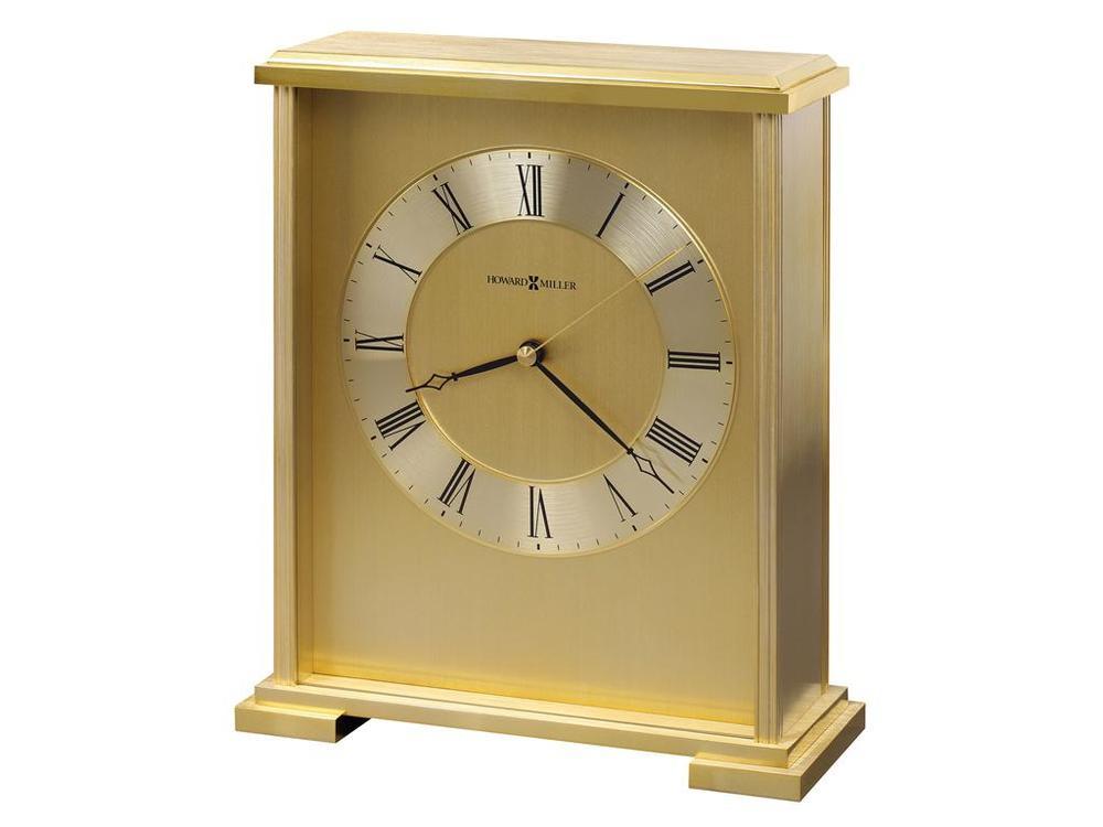 Howard Miller Clock - Exton Table Top Clock