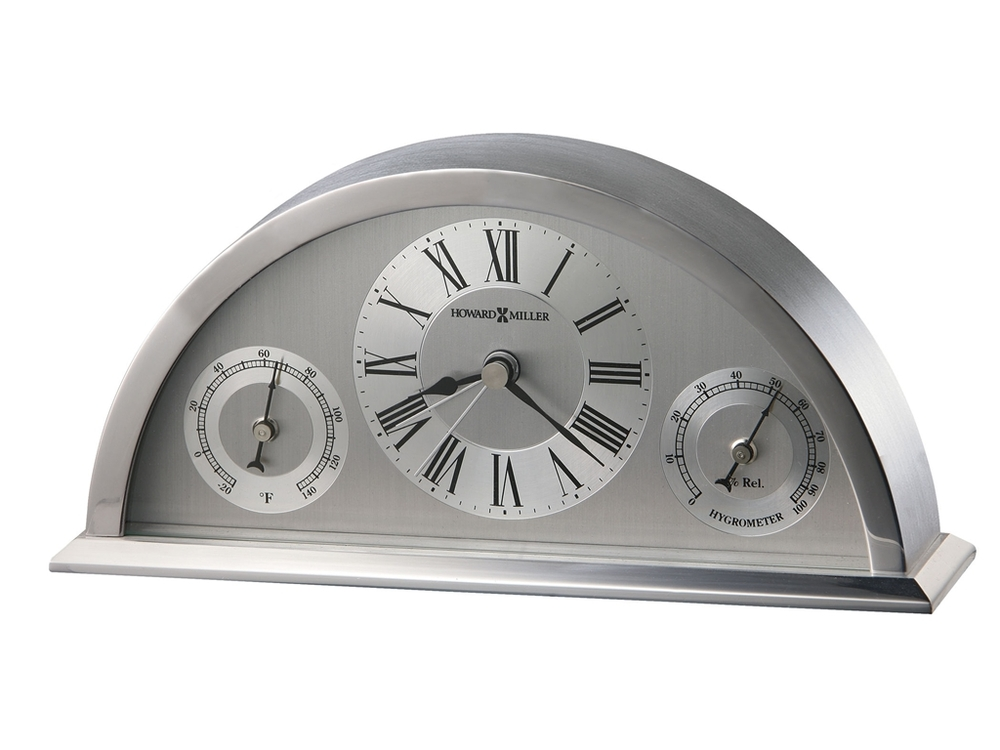 Howard Miller Clock - Weatherton Table Top Clock