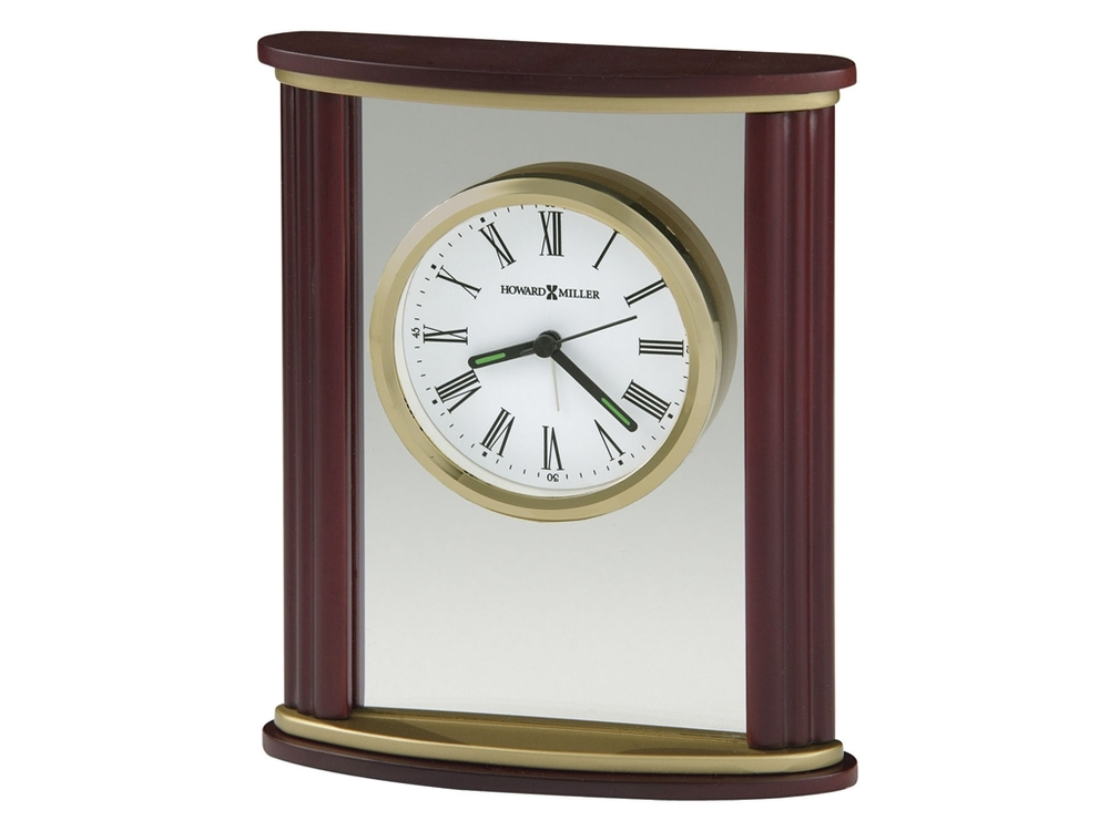 HOWARD MILLER CLOCK CO - Victor Table Top Clock