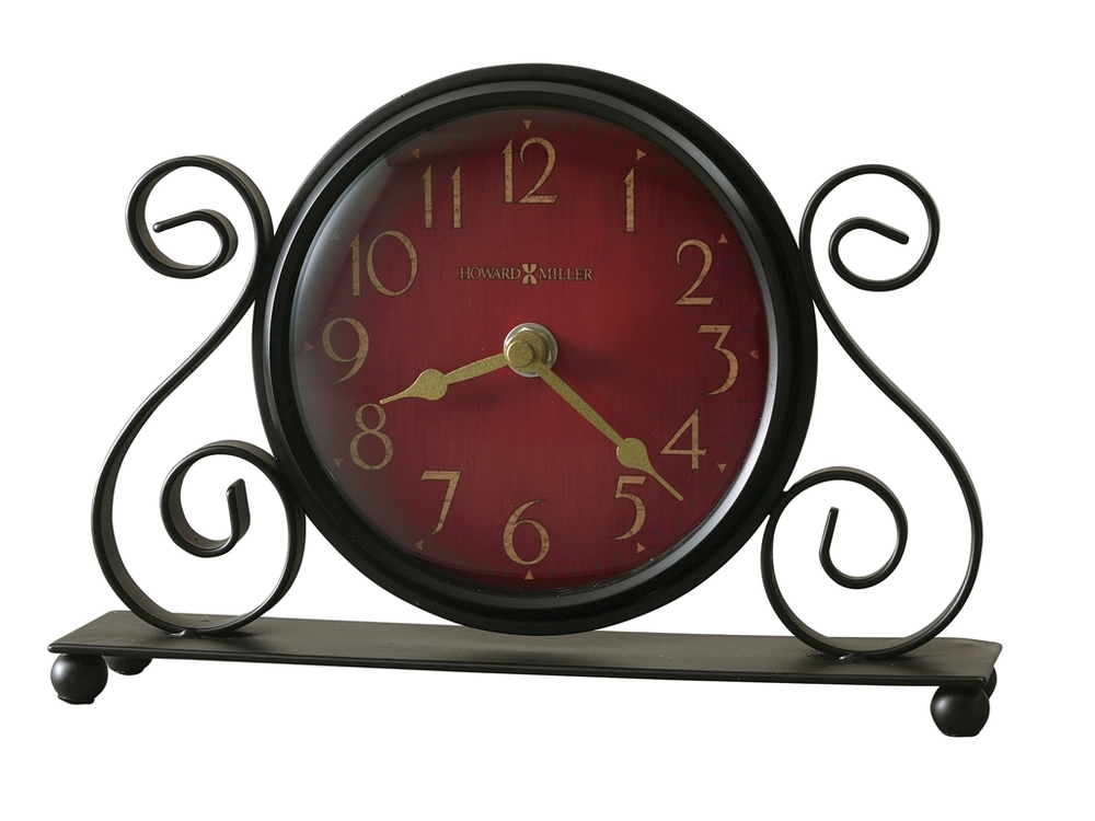 HOWARD MILLER CLOCK CO - Marisa Table Top Clock