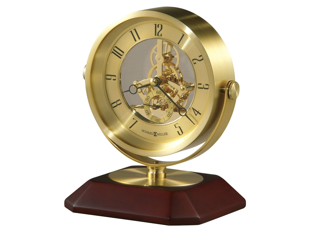 Howard Miller Clock - Soloman Table Top Clock