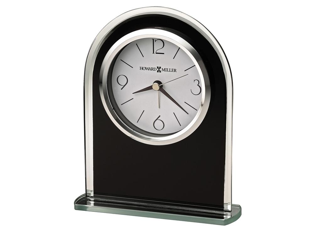 Howard Miller Clock - Ebony Luster Table Top Clock
