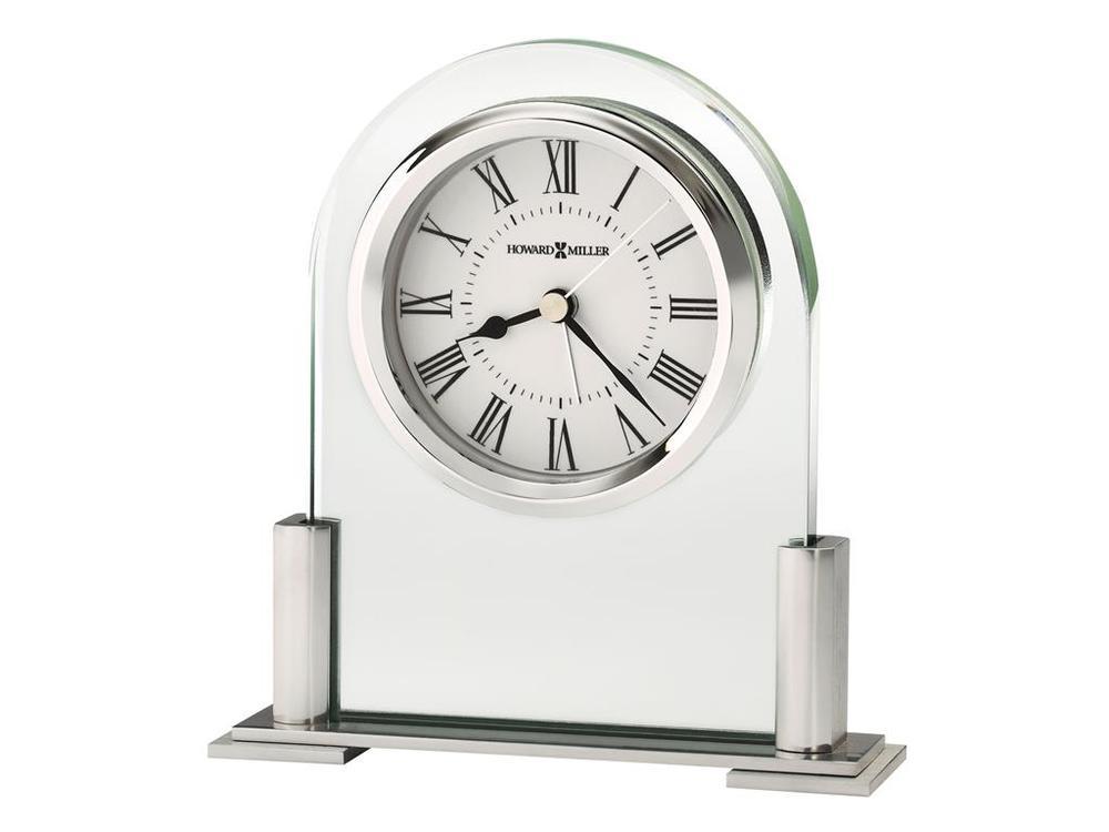 HOWARD MILLER CLOCK CO - Brinell III Table Top Clock