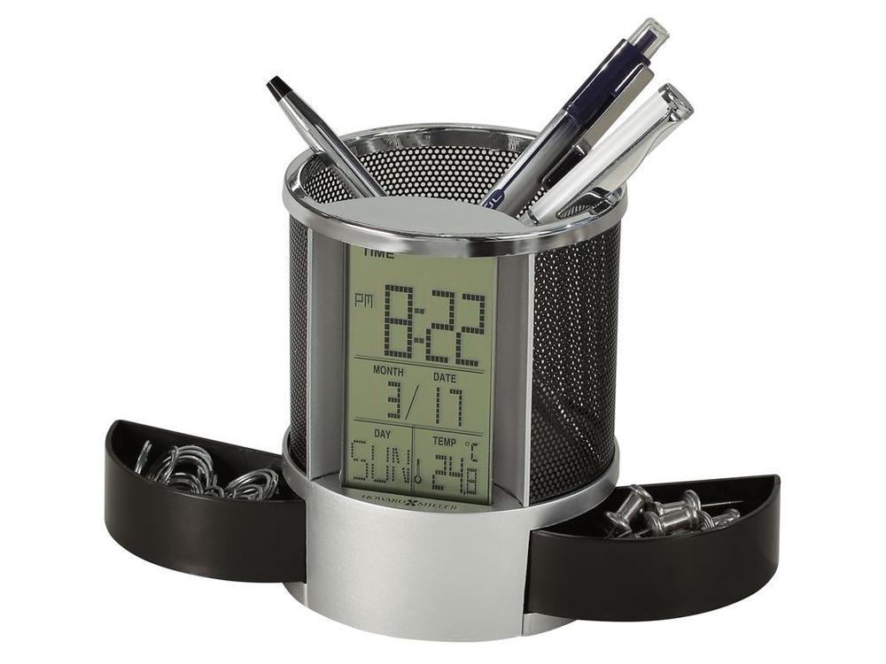 Howard Miller Clock - Desk Mate Table Top Clock