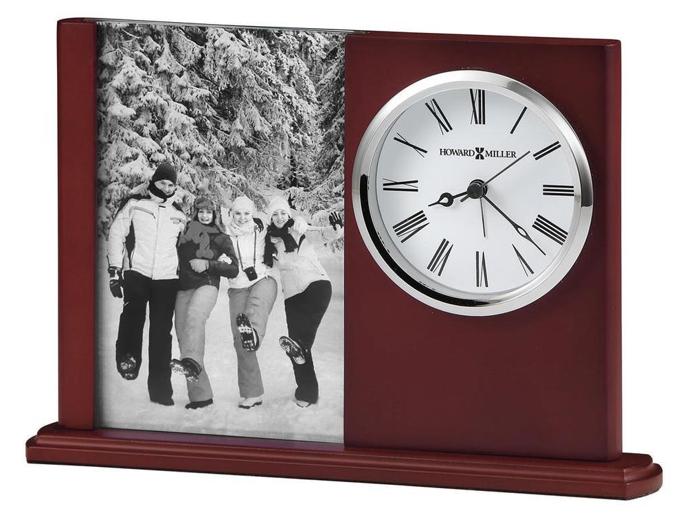 Howard Miller Clock - Portrait Caddy II Table Top Clock