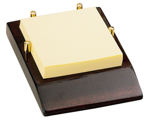 Thumbnail of Howard Miller Clock - Notepad Caddy II