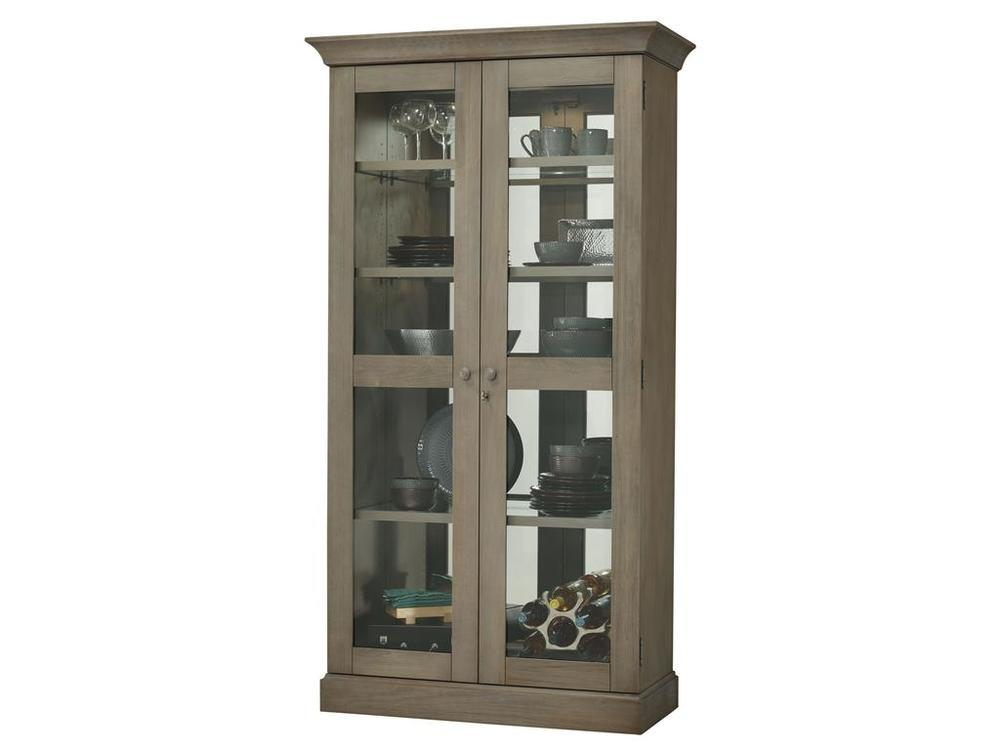 Howard Miller Clock - Densmoore II Curio Cabinet
