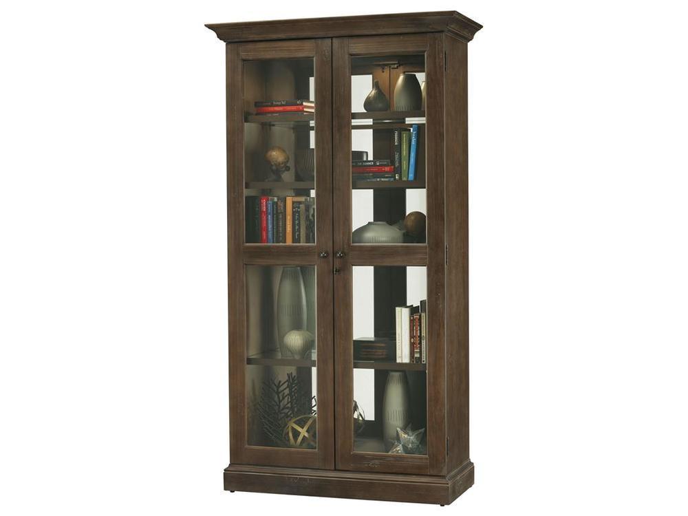 Howard Miller Clock - Lennon Curio Cabinet
