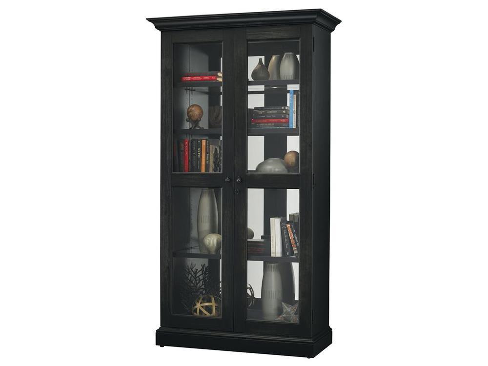 Howard Miller Clock - Lennon II Curio Cabinet