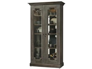 Thumbnail of Howard Miller Clock - Chasman Curio Cabinet