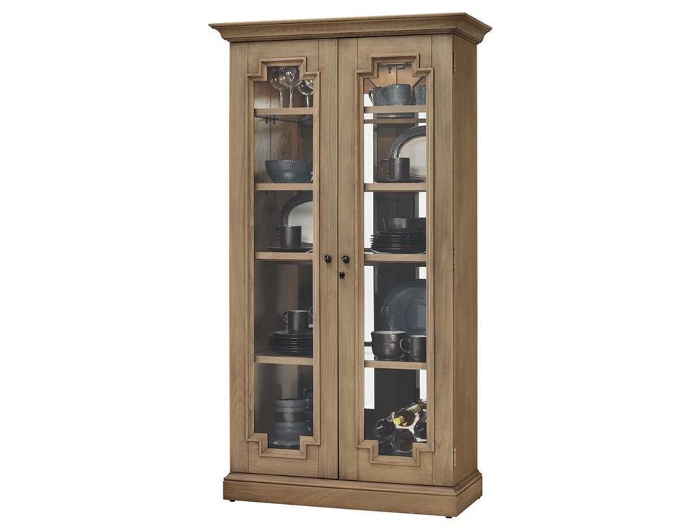 Howard Miller Clock - Chasman II Curio Cabinet