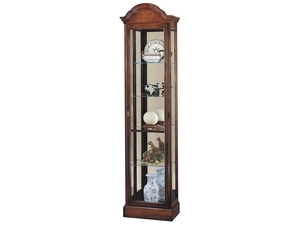 Thumbnail of Howard Miller Clock - Gilmore Curio Cabinet