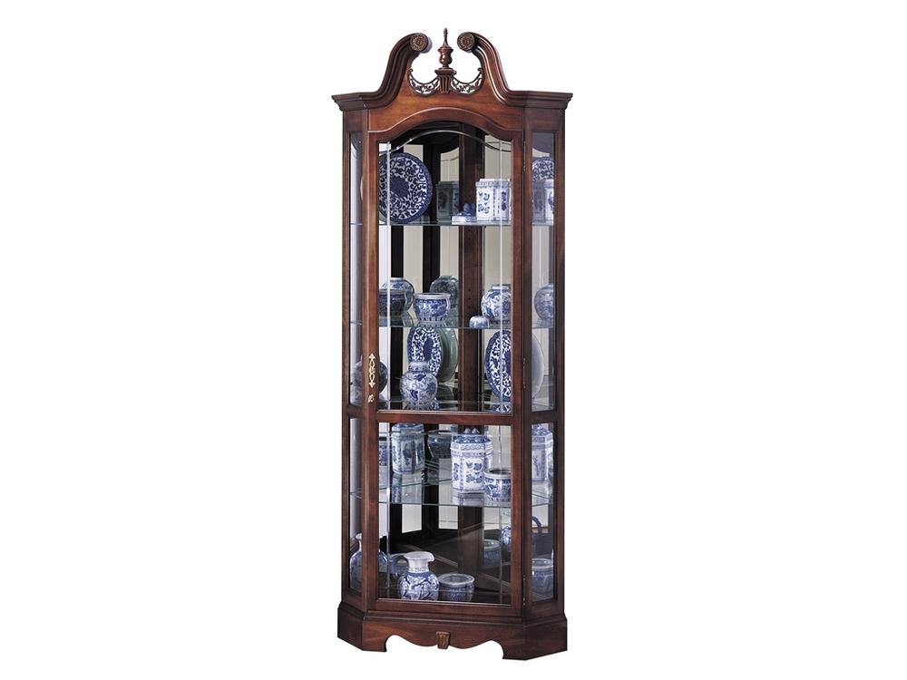 Howard Miller Clock - Berkshire Curio Cabinet
