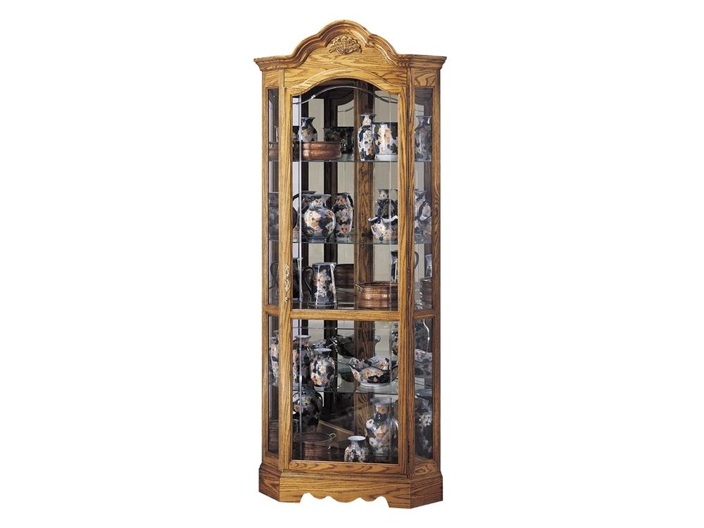 Howard Miller Clock - Wilshire Curio Cabinet