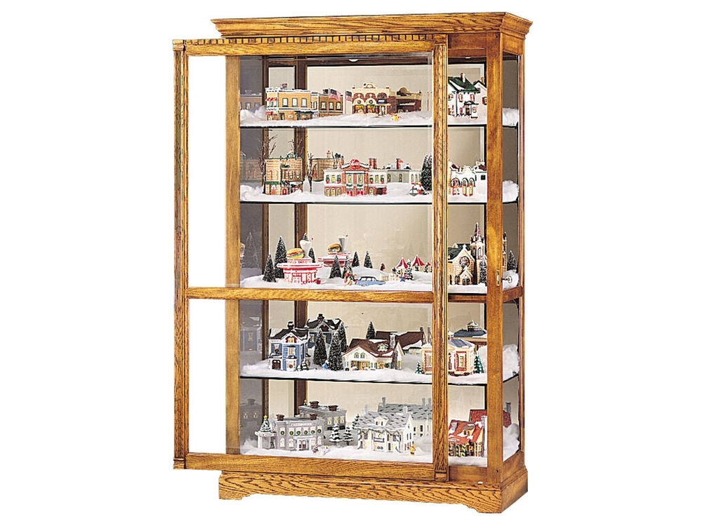 Howard Miller Clock - Parkview Curio Cabinet
