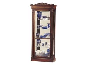 Thumbnail of Howard Miller Clock - Embassy Curio Cabinet
