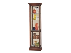 Thumbnail of Howard Miller Clock - Gregory Curio Cabinet