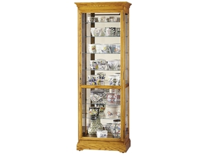 Thumbnail of Howard Miller Clock - Chesterfield II Curio Cabinet