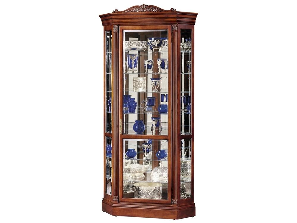 Howard Miller Clock - Embassy II Curio Cabinet