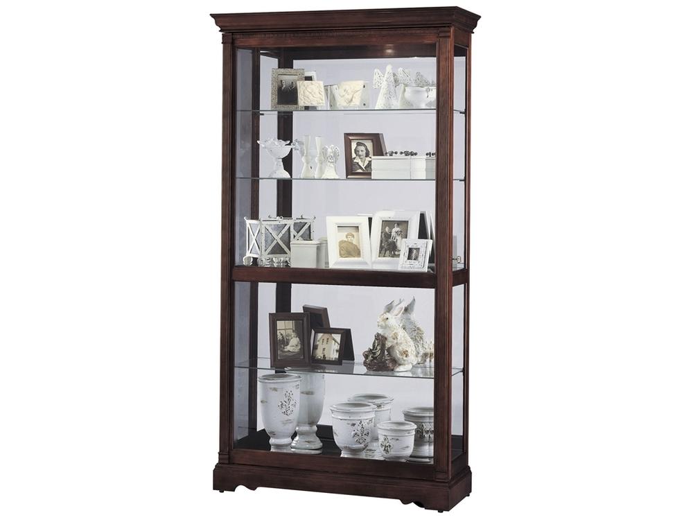 Howard Miller Clock - Dublin Curio Cabinet