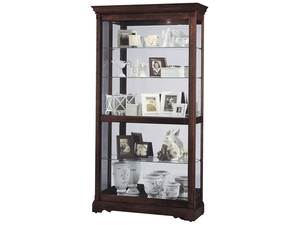Thumbnail of Howard Miller Clock - Dublin Curio Cabinet