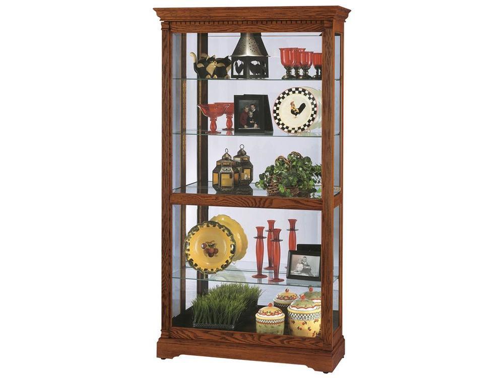 Howard Miller Clock - Donegal Curio Cabinet