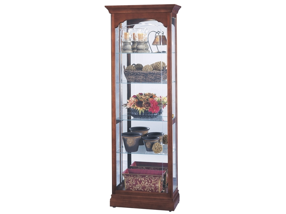 Howard Miller Clock - Portland Curio Cabinet