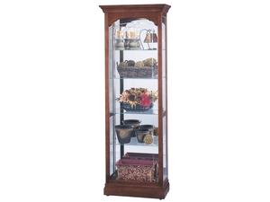 Thumbnail of Howard Miller Clock - Portland Curio Cabinet