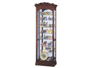 Thumbnail of Howard Miller Clock - Hastings Curio Cabinet