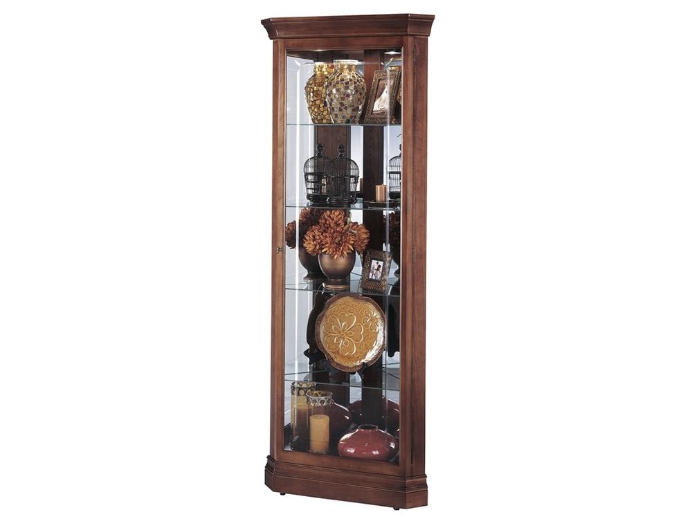 Howard Miller Clock - Lynwood Curio Cabinet