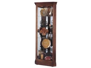 Thumbnail of Howard Miller Clock - Lynwood Curio Cabinet