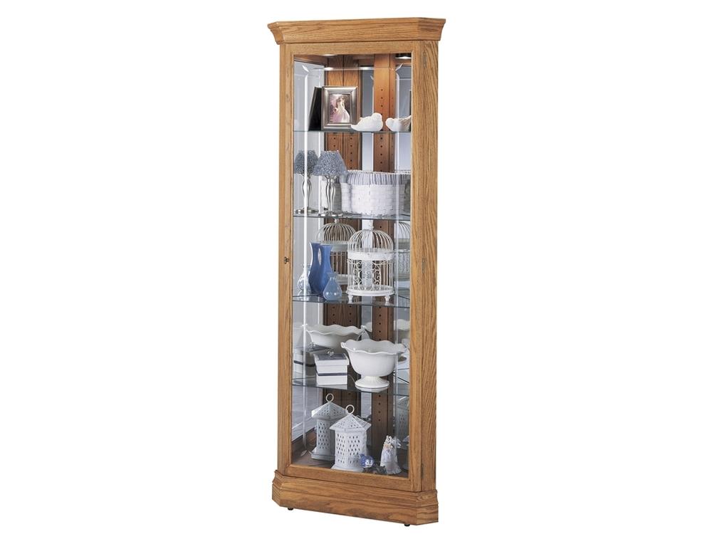 Howard Miller Clock - Hammond Curio Cabinet