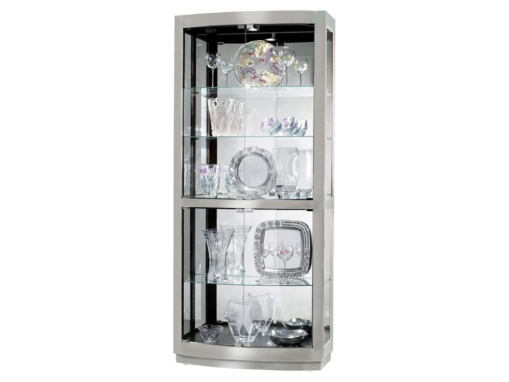 Howard Miller Clock - Bradington II Curio Cabinet