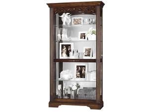 Thumbnail of Howard Miller Clock - Hartland Curio Cabinet