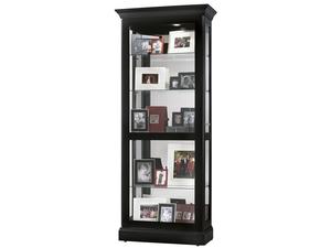 Thumbnail of Howard Miller Clock - Berends Curio Cabinet