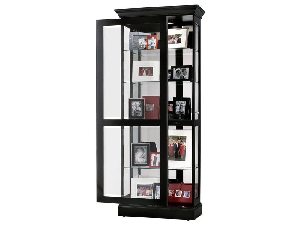 Howard Miller Clock - Berends Curio Cabinet