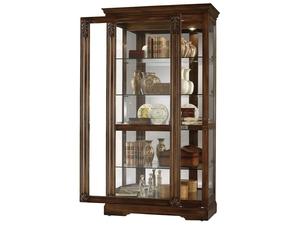 Thumbnail of Howard Miller Clock - Andreus Curio Cabinet