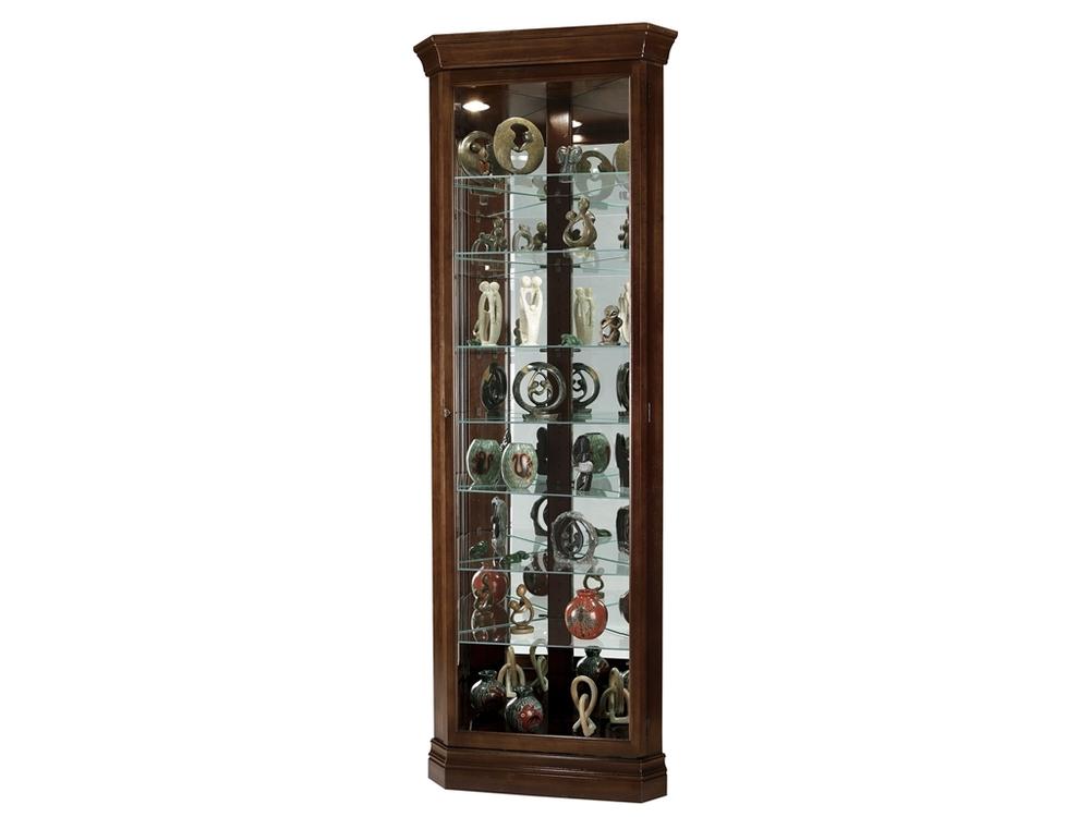 Howard Miller Clock - Drake Curio Cabinet