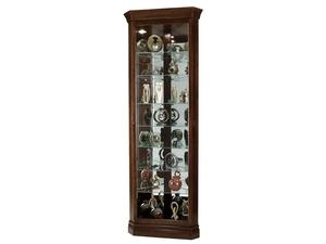 Thumbnail of Howard Miller Clock - Drake Curio Cabinet