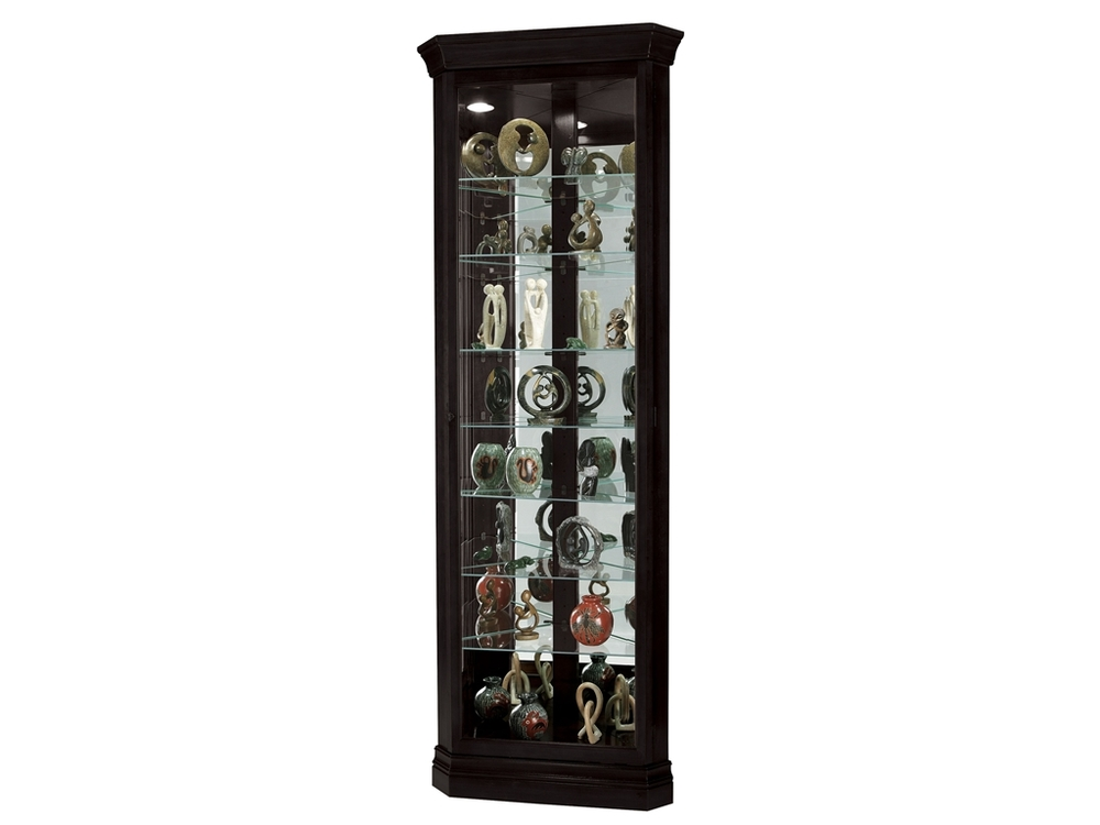 Howard Miller Clock - Duane Curio Cabinet