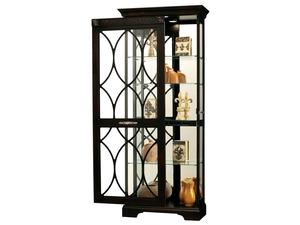 Thumbnail of Howard Miller Clock - Roslyn Curio Cabinet
