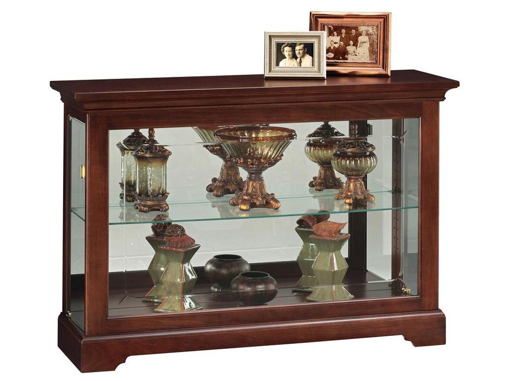 Howard Miller Clock - Underhill Curio Cabinet